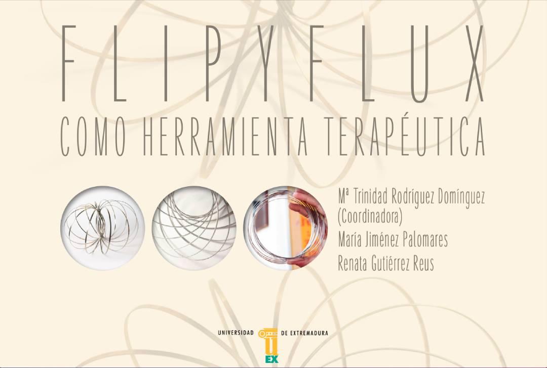 Presentación del libro: FLIPYFLUX COMO HERRAMIENTA TERAPEÚTICA