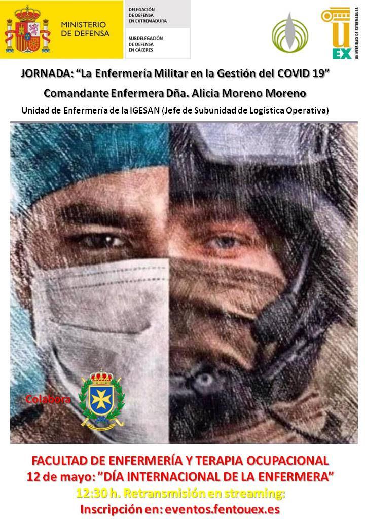 Enfermería Militar en la Gestión del COVID 19